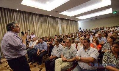 En convención, ELI resolvió apoyar a Macri