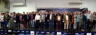 El Rector de la UNER participó de un encuentro nacional en apoyo a la candidatura de Scioli