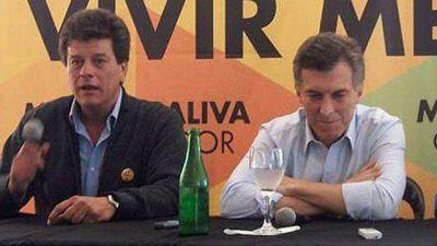 El ex presidente del PRO entrerriano fue candidato de Massa pero vuelve con Macri