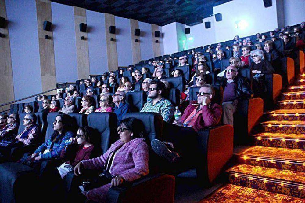 En el Paseo Aldrey, inauguraron otra sala de cine con la última tecnología digital