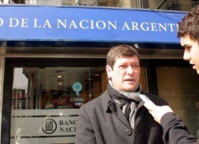 Por incumplimientos laborales, trabajadores del Banco Nación pararán este miércoles