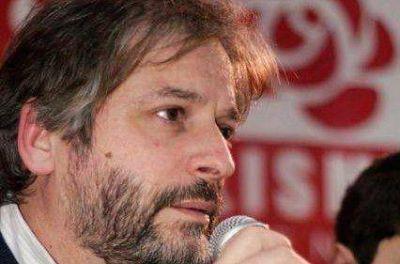 """""""Los socialistas apoyamos a Daniel Scioli"""""""