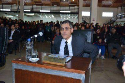 """Para Echazú debe existir una """"campaña formativa"""" por elección de Estatuyentes"""