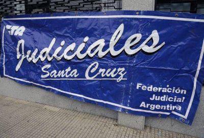 Judiciales de la provincia de paro por 24 horas