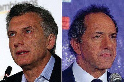 Scioli y Macri, de visita en Misiones de cara al ballotage