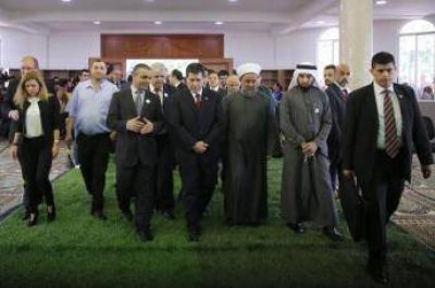 Inauguran nueva mezquita en Paraguay