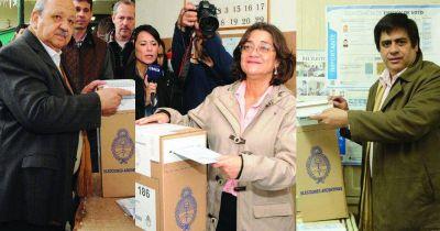 Corpacci aumentó su caudal electoral en las generales