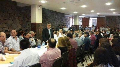 El FPV del Oeste intensifica su tarea en apoyo a Scioli