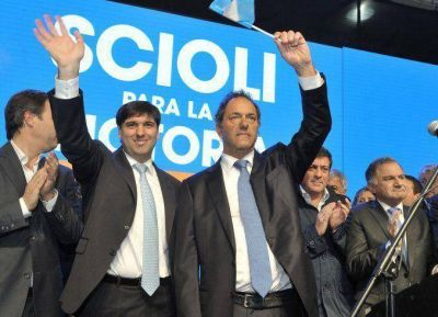 Bossio confirmó los cambios en Ganancias si Scioli gana el balotaje
