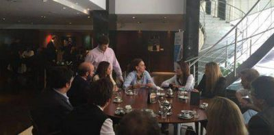 UCR con Michetti en Rosario