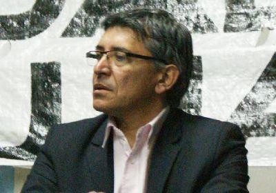 Marcelo Musso: �Creo que la gente va a seguir votando por un cambio�