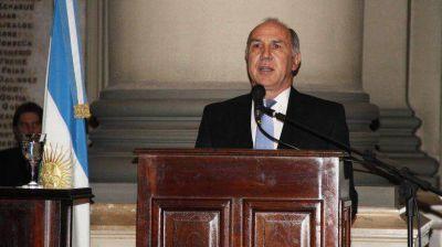 Un entusiasta Lorenzetti alabó la ecología de Francisco en la Jornada de Pastoral Social
