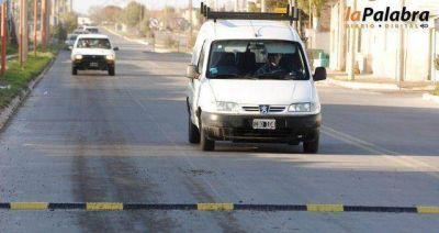 El HCD instará al Ejecutivo a colocar reductores de velocidad urgente en la Avenida Juan de la Piedra
