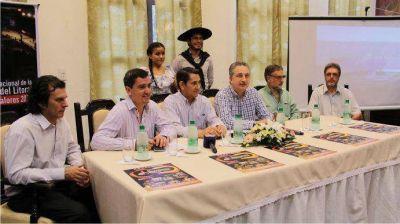 """El Festival del Litoral es un fabuloso constructor de cultura"", dijo Passalacqua"