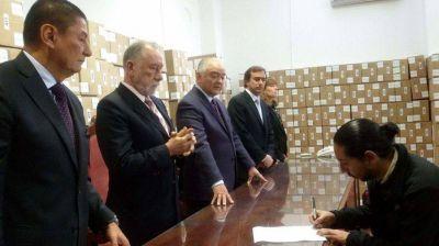 Ayer se conoció en Jujuy el escrutinio definitivo