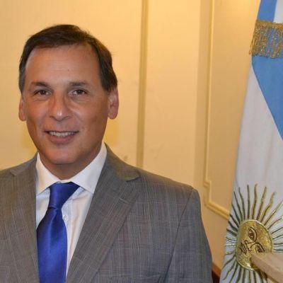 Con una caravana, Ponce cierra la campaña en la búsqueda de su relección