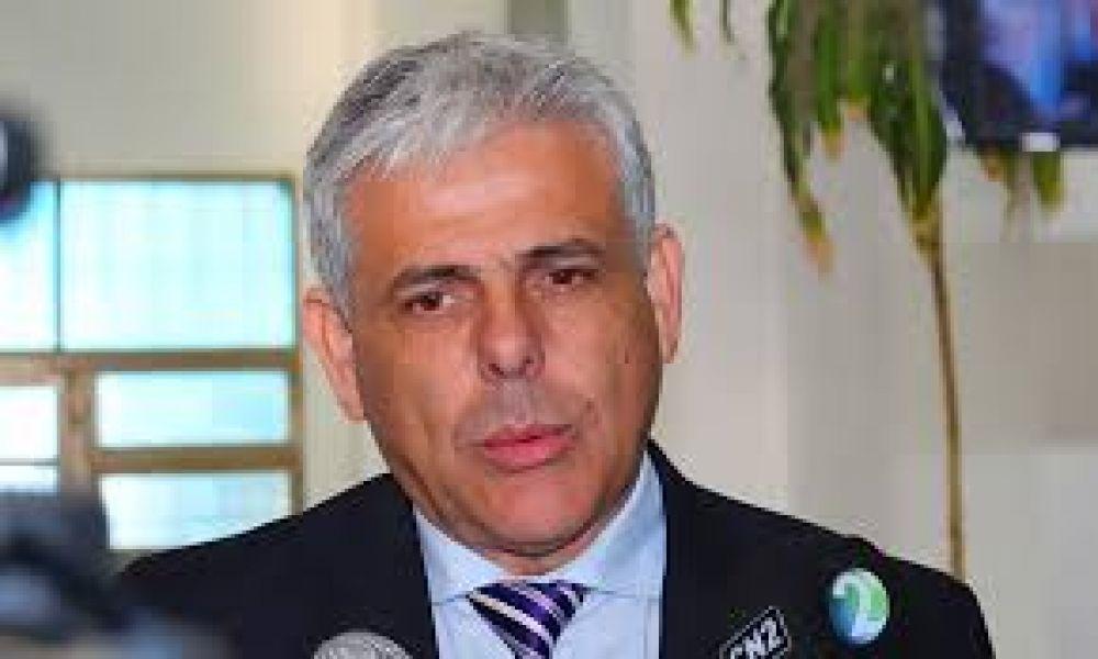 Saúl respondió a la denuncia que realizó la diputada Brizuela y Doria