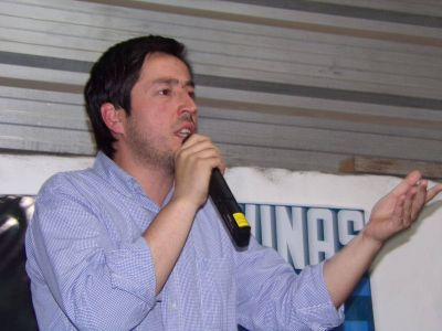 """Nardini: """"la municipalidad de Malvinas Argentinas volverá a ser de los vecinos"""""""