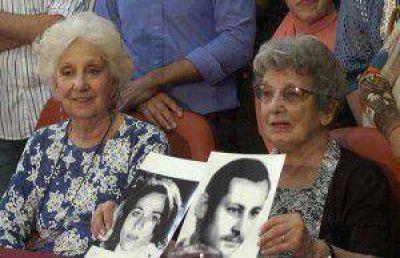 Abuelas de Plaza de Mayo recuperaron a Mart�n, el nieto 118