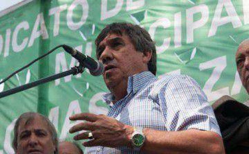 """Rubén 'Cholo' García calificó a Jorge Ferraresi como """"neoliberal"""""""