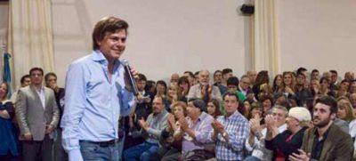 En Lomas de Zamora, comenzó la campaña por Macri
