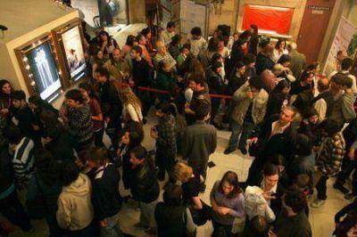 M�s de 50.000 personas ya participaron del Festival de Cine