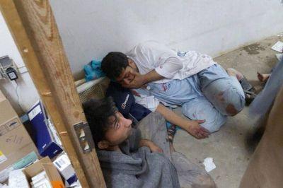 Médicos Sin Fronteras duda que EEUU haya bombardeado por error el hospital afgano