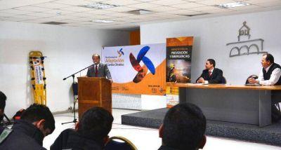 """""""Salta es una ciudad pionera en tener su plan de adaptación al cambio climático"""""""