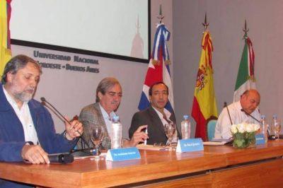 Comenzó en la UNNOBA el Encuentro Internacional: políticas públicas para el desarrollo territorial