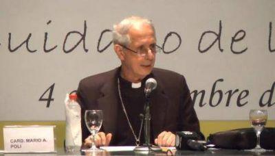 """Cardenal Poli: """"El Papa llama a poner freno a la imprudente agresión del medio ambiente"""""""