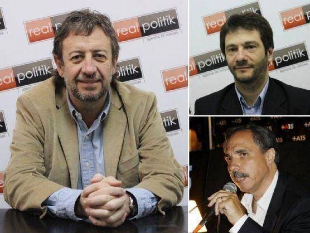Tras la derrota de Arteaga, el Frente Renovador de La Plata es un verdadero hervidero