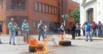 Protesta en Concepción por el revocamiento de nombramientos
