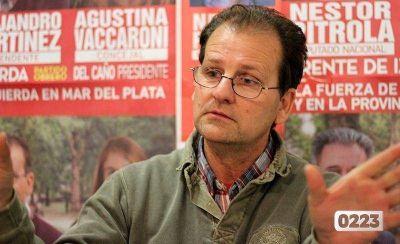 Por qué el PO llama a votar en blanco: la explicación de Alejandro Martínez