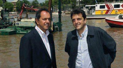 Sergio Massa sobre el llamado de Daniel Scioli: