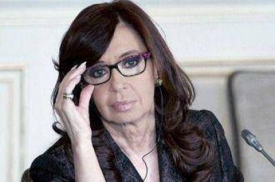 Cristina critic� la megadevaluaci�n planteada por los economistas de Cambiemos