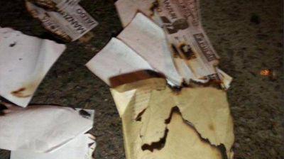 Tucumán: suspendieron las elecciones en el mismo pueblo donde quemaron urnas