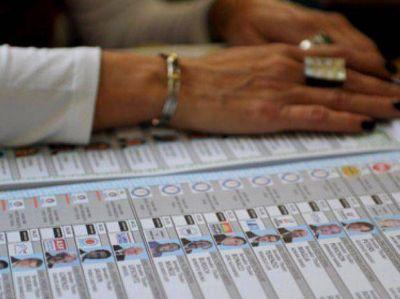 La boleta �nica hace sentir su influencia en el votante santafesino