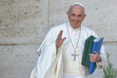 El Papa tildó de