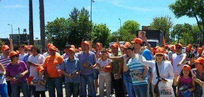 El Peronismo de San Isidro casa por casa en apoyo a Scioli Presidente