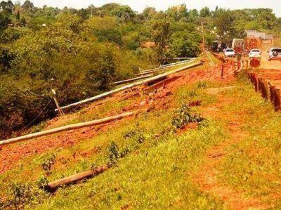 DPEC repone 5000 m de líneas de media tensión entre Alvear y La Cruz