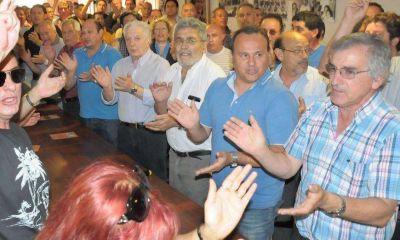 En la vereda de enfrente de De la Sota, gremios cordobeses ratifican apoyo a Scioli