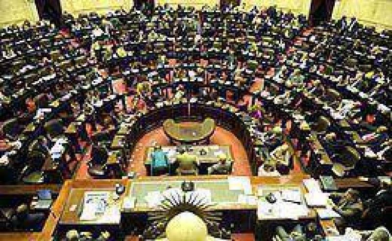 Diputados dio media sanci�n a la pr�rroga de facultades delegadas
