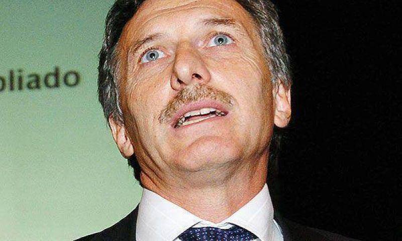 Mauricio Macri relativizó sus aspiraciones a la Casa Rosada