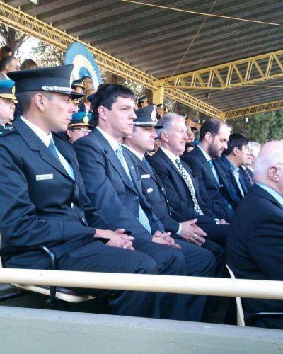 Knoblovits participó de la Semana de la Policía Federal Argentina