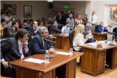 Concejales prefieren no opinar de la eximici�n de Ganancias