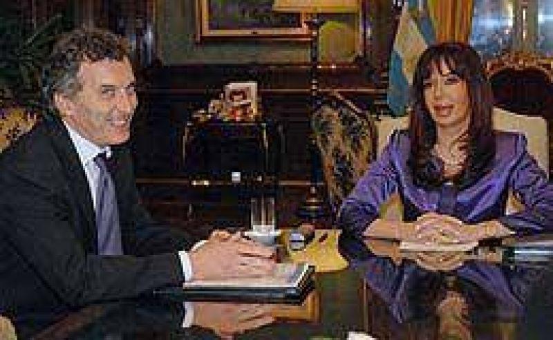 Macri pedir� una nueva audiencia con la Presidente