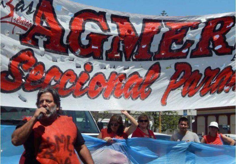 Desde Agmer afirman que fue de 85% el acatamiento a la huelga