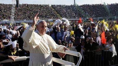 El Papa llamó a la Iglesia a no obsesionarse con el poder
