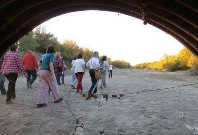 El corte del río Atuel como un delito ambiental