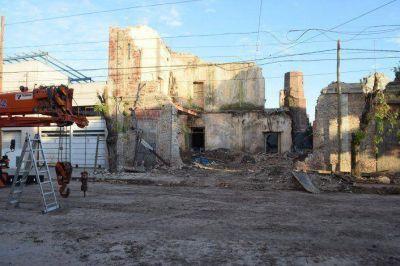 Cereseto: Ingeniería entregó el informe de las pericias al Municipio